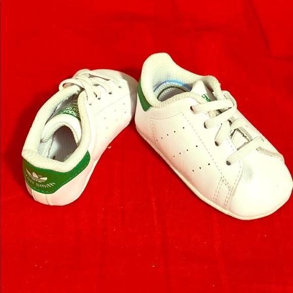 Adidas Stan Smith Baby Size 2